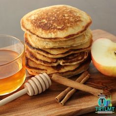Apple Cinnamon Pikelets - The Road to Loving My Thermo Mixer Granola Cookies, Bellini Recipe, Lunch Box Recipes, Lunchbox Ideas, Brunch Recipes, Love Eat, Cinnamon Apples, Fun Desserts, Food Processor Recipes