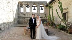 Fitz & Kilian by Artisan Production. Here's a wedding taken place at the Ritz in Dana Point and the Mission in San Juan Capistrano.