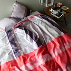 S&B Colour Block bedding by Hay