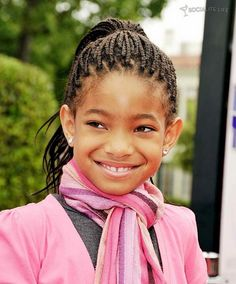Tremendous Cute Braiding Hairstyles For Little Black Girls Hairstyles Hairstyle Inspiration Daily Dogsangcom
