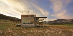 die besten 25 vorgefertigte kabinen ideen auf pinterest containerhaus containerhaus design. Black Bedroom Furniture Sets. Home Design Ideas