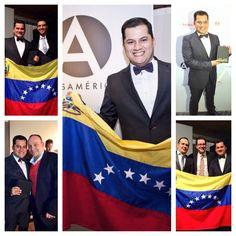Premios #100LatinosMadrid 2013 gracias por este reconocimiento...