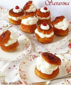 Savarine Cake
