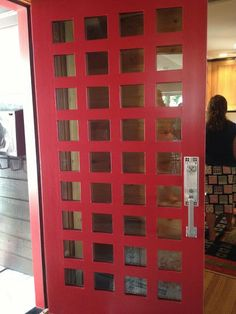 Mid Century Modern Doors Exterior