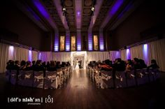 Wedding at The Design Exchange, photo by Definition Photography. Toronto Wedding, Wedding Venues, Chandelier, Ceiling Lights, Weddings, Photography, Design, Home Decor, Wedding Reception Venues