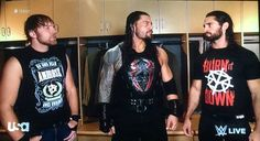 So good to see the boys like this! I'm so excited for next week. I want The Shield back! Monday Night Raw - Oct. 2, 2017