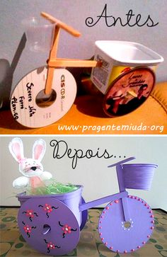 Ideas for diy kids crafts recycle old cds Kids Crafts, Easter Crafts, Projects For Kids, Diy For Kids, Diy And Crafts, Craft Projects, Creative Crafts, Craft Ideas, Art N Craft