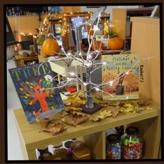 """Autumn discoveries and other autumn/fall-related activities for the Early Years classroom and young children - from Rachel ("""",) Autumn Eyfs Activities, Preschool Activities, Nursery Activities, Motor Activities, Autumn Display Eyfs, Autumn Display Classroom, Autumn Theme, Autumn Fall, Autumn Ideas"""