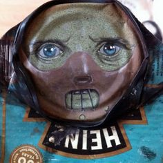 One of the pieces recently sold at 'energise' exhibition last week. by my dog sighs, via Flickr
