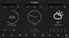 4.2 clock android