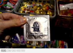 I will not be your father.