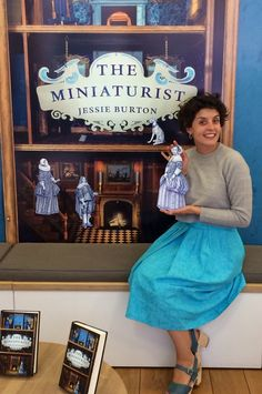 THE MINIATURIST is set in Amsterdam in 1686.  It focuses on two women's very different journeys to find a slice of freedom in a repressive, judgmental society.