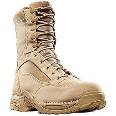 Danner Women's Desert TFX Rough-Out Hot 8IN Boot