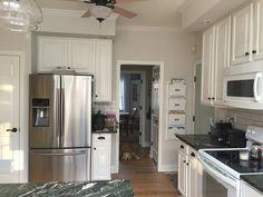 Kitchen SW Eider White