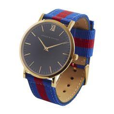 Larsson  Jennings Windsor Gold  Black Watch