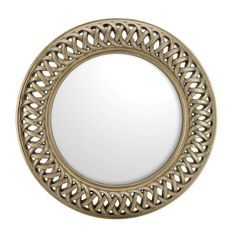 Wall Mirror - Gold - COLLECTIONS - inart
