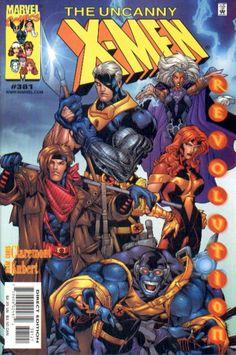 Uncanny X-Men # 381 (Variant) by Adam Kubert  Auction your comics on www.comicbazaar.co.uk