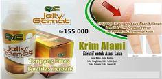 PT. Bijaksana Maju Utama menghadirkan QnC Jelly Gamat sebagai Salep/Obat luka bakar karena knalpot Cepat Kering Aman & Ampuh. http://obatgangguanginjal.blogmenit.com/obat-yang-bagus-untuk-luka-kena-knalpot/