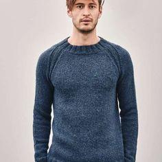 1803-06-1 Nylons, Raglan Pullover, Men Sweater, Knitting, Sweaters, Fashion, Tejidos, Men's Knits, Knit Jacket