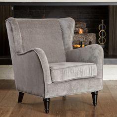 817056018053 Sedona Grey Jacquard Club Chair