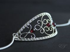 Garnet bracelet | Flickr - Photo Sharing!