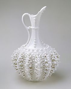 Ewer  Manufactured by Knowles, Taylor, and Knowles  (1870–1929)  Date: 1893–98