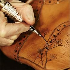 Bespoke Shoe Tattoo Services - Oliver Sweeney is Inviting People to Get Tattooed Shoes by Henry Hate