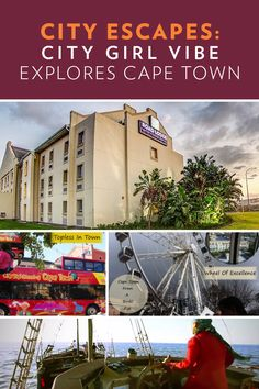 City Girl Vibe explores Cape Town as part of her City Escapes. Tasneem had a lot of fun in the Mother City! City Girl, Cape Town, To Go, Explore, Adventure, Travel, Trips, Traveling, Adventure Movies