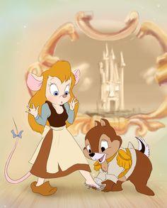 Community Post: 100 Pieces of Crazy Disney Art in Traditional Disney Style Disney Magic, Disney Pixar, Animation Disney, Disney And Dreamworks, Disney Girls, Disney Cartoons, Disney Style, Disney Love, Disney Characters