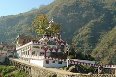 Bhimakali Temple in Mandi, Himachal Pradesh, India