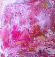 """""""Cover your tracks"""" abstract painting"""