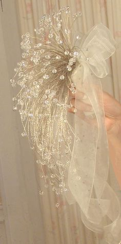 ~~ Crystal Cascade Bouquet