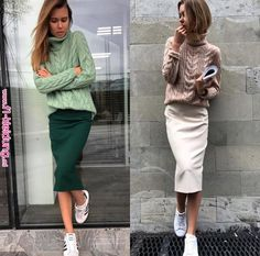 nice office outfits for ladies Mode Outfits, Office Outfits, Chic Outfits, Winter Outfits, Fashion Outfits, Fashion 2018, Cold Spring Outfit, Fashion Clothes, Work Fashion