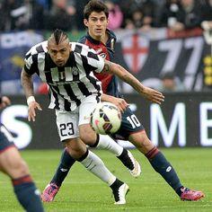 Arturo #Vidal contro Diego #Perotti