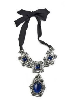 unique and very pretty necklace.