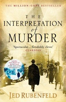 Jed Rubenfeld - The Interpretation of Murder. A wonderful murder mystery/historical fiction thriller featuring Freud and his theories. Definitely a page-turner with plenty of plot twists. Books And Tea, Book Club Books, Good Books, Books To Read, Amazing Books, Reading Lists, Book Lists, British Books, Thriller Books