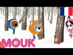 Watch Mouk, children's favorite animated series to travel all around the world! Mouk is a cartoon in which kids live great adventures and discover many cultu. French Teaching Resources, Teaching French, English Resources, Classroom Resources, Classroom Ideas, Winter Activities, Craft Activities, Quebec, French Cartoons