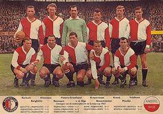 Feyenoord team group in 1963.