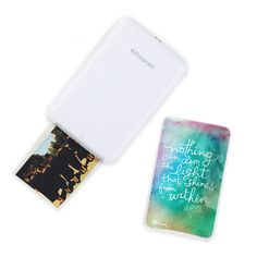 Share life instantly with our polaroid collection. Capture special moments with our snap camera & easily print with our instant photo printer. Photo Printer, Gadget Gifts, Erin Condren, Birthday Wishes, Note Cards, Usb Flash Drive, Polaroid, Stationery, Notebook