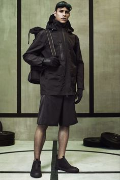 Collection Hommes Alexander Wang x H&M 2014
