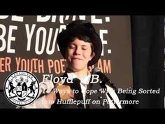 ▶ Floyd VB - 10 Ways to Cope With Being Sorted Into Hufflepuff on Pottermore - YouTube