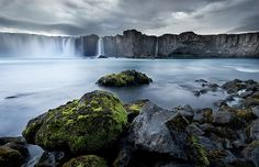 Goafoss Waterfalls in Northern Iceland. photo by Helga Kvam