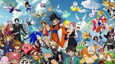 Anime + Video Games =  LOVE!! <3