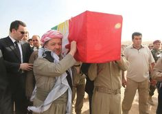 #Masoud_barzani - President of  Kurdistan