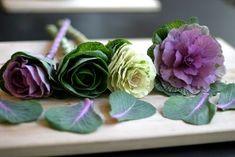 Genus: Brassica (italicized) Common name: Flowering kale, flowering cabbage Vase life: days Available: Aug-Jan Seasonal Flowers, Fall Flowers, Fresh Flowers, Pretty Flowers, Wedding Flowers, Cut Flowers, Flowering Kale, Cabbage Flowers, Ornamental Cabbage