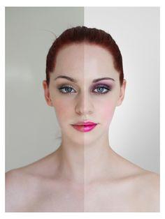 Photoshop Makeup Tutorial by conzpiracy.deviantart.com on @deviantART