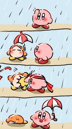 I think this is the most evil thing Kirby has done
