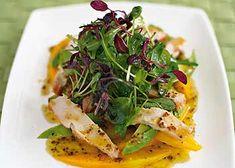 Gordon Ramsay's mango, avocado and smoked chicken salad | Recipes | Your home & garden | Homes & Property