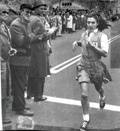 A Photo History of Women's Running