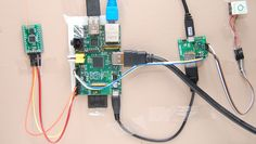 Intro to Raspberry Pi home automation - Smart Home Intro to Raspberry Pi home automation Intro to Raspberry Pi home automation - Home Automation Project, Home Automation System, Smart Home Automation, Electronic Gifts For Men, Electronic Shop, Electronics Storage, Electronics Projects, Raspberry Projects, Raspberry Pi